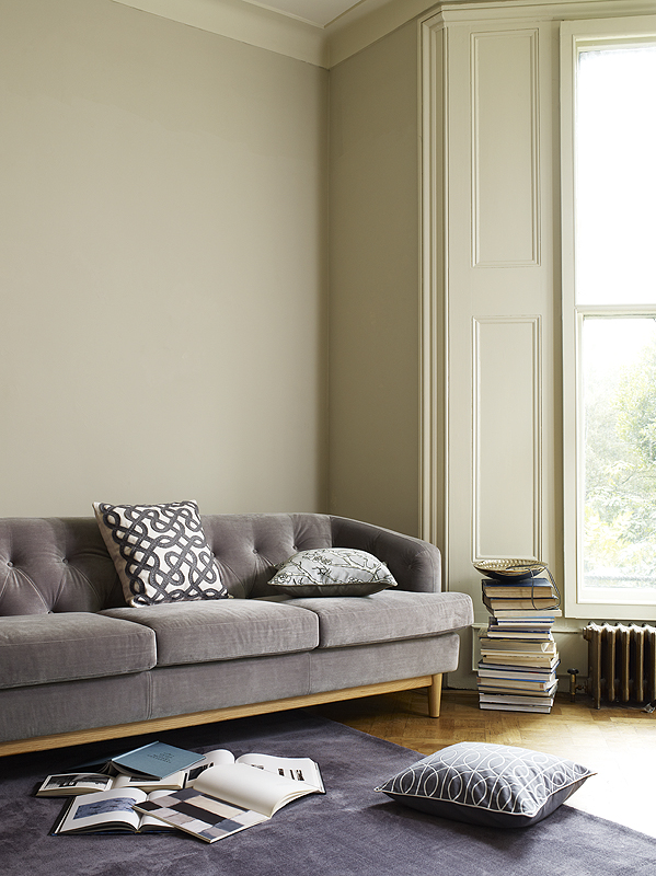 Chris everard shoots the launch collection of living by for Edit 03 sofa