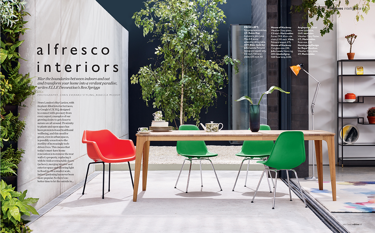 jason lewis furniture. Chris Everard Shot \u0027Alfresco Interiors\u0027 On Location In London For The Summer Issue Of John Lewis Edition Magazine. Chris\u0027 Stunning Shots Show How To Blur Jason Furniture