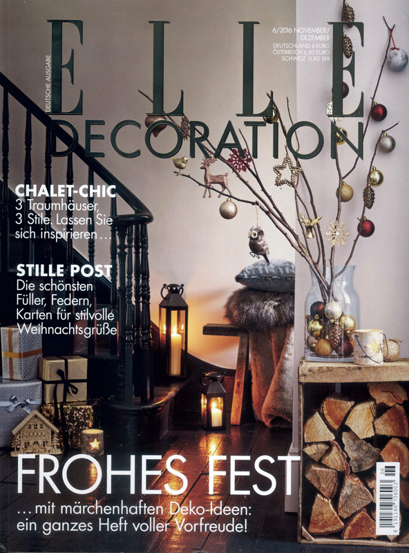 Adrian briscoe s elle decoration germany cover sarah for Elle decoration germany