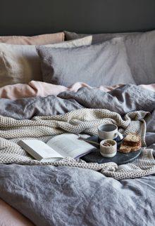 Karna Maffait & Annette Riis-Carstensen shoot the House of Fraser Winter collection