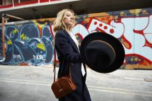 Rodolphe Opitch shoots latest fashion campaign for French womenswear label, Sezane