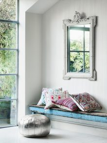 Polly Wreford shoots new collection for Monsoon Homewares