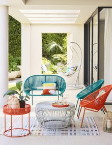 Chris Everard & Elkie Brown shot the summer collection for John Lewis