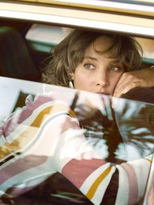 Rodolphe Opitch shot the new collection for Sezane
