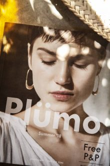 Jonathan West shoots Summer 2018 collections for Plumo on location near Lisbon, Portugal