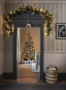 Chris Everard shoots Christmas '18 issue for Homes & Gardens