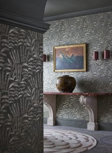 Chris Everard shot the Darnley Fabric & Wallpaper Collection for Zoffany