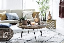 Karna Maffait shoots the Spring homewares collection for Primark