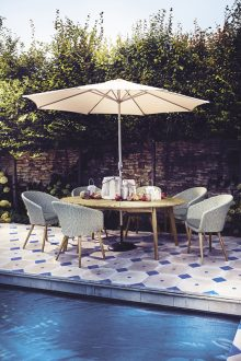 Nato Welton shoots summer furniture for Wyevale