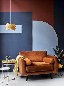 Polly Wreford and Elkie Brown shoot the new AW19 collection for Argos