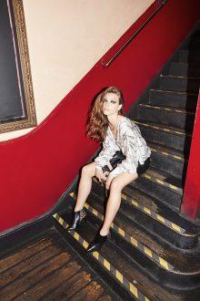 Marco Rufini shoots for Cosmopolitan Italia