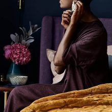 Karna Maffait shoots the new AW19 collection for John Lewis & Partners