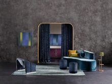 Chris Everard shot the new Collections for Zinc Textiles