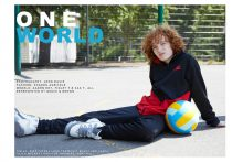 John Davis shoots One World Collection for Junior Style Magazine