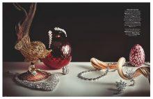 Nato Welton shoots Condé Nast Traveller's luxury jewellery supplement