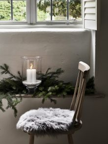 Polly Wreford shoots for Nordic House Christmas 2019