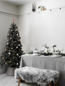 Polly Wreford shoots the new Christmas Collection for Argos