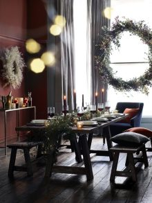 Polly Wreford and Elkie Brown shot the new Christmas Collection for Neptune