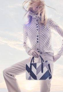 Nato Welton shoots for Radley London