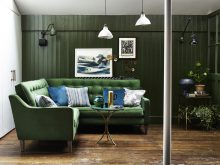 Polly Wreford and Elkie Brown shoot for Westbridge Furniture