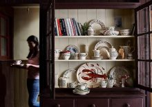 Polly Wreford and Portland Mitchell shot for Emma Bridgewater