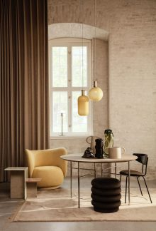 Heidi Lerkenfeldt shoots for Ferm Living