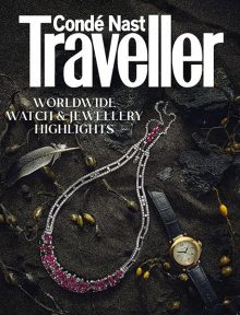 Nato Welton shoots for Condé Nast Traveller